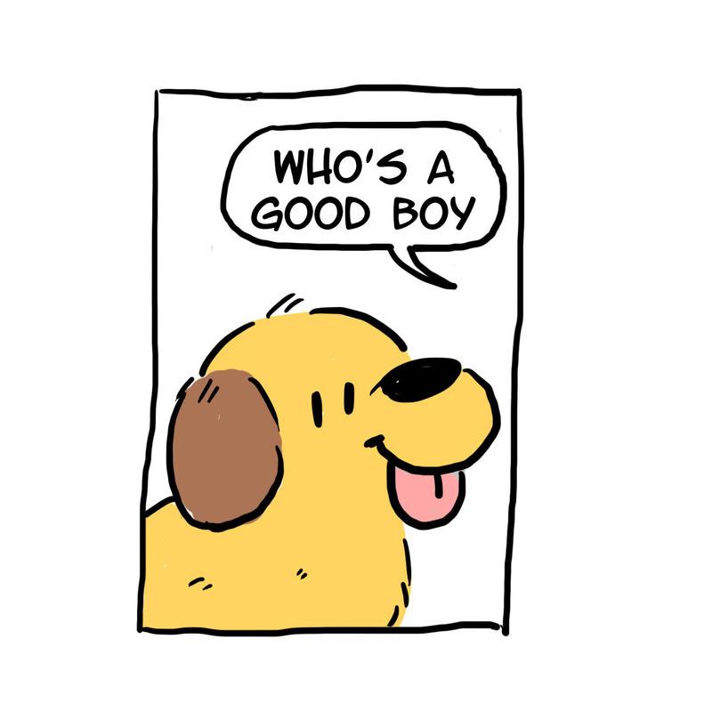 Good boy stories