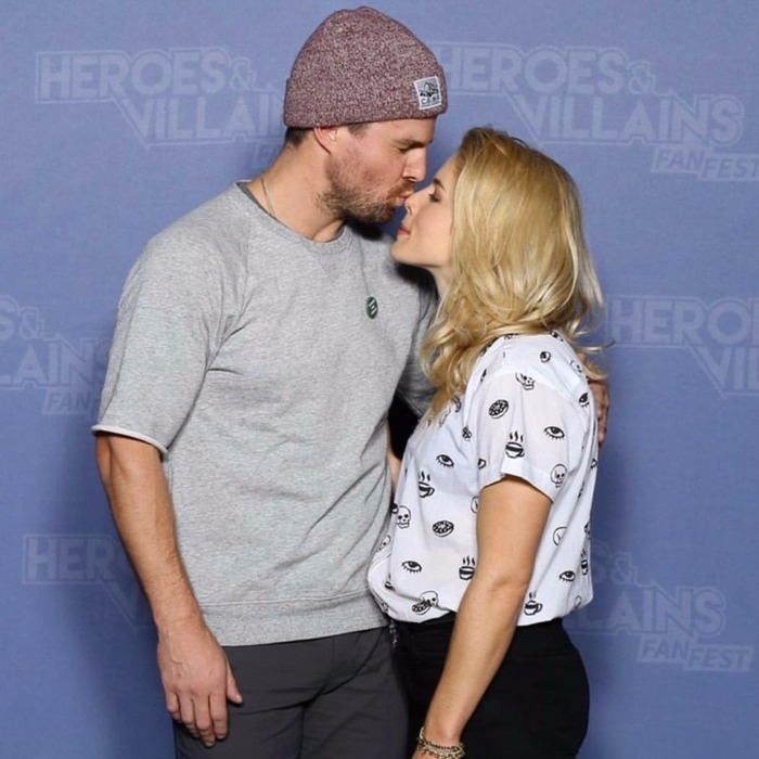 The Cutest Photos Ever Of Olicity (Oliver and Felicity) at ...