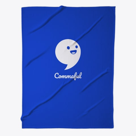 Commaful Fleece Blanket