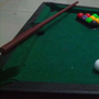 I got a new pool table! pool stories