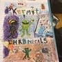 The characters...             ....for The Kermit Chronicles       kermit stories