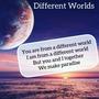 Different Worlds world stories