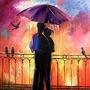 Rain and You umbrella stories