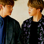 The Time Of One Night-                Vmin Oneshot romance stories