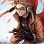 Hawks x Dabi x Braedyn   chapter 2 Their both hot!! hawks stories