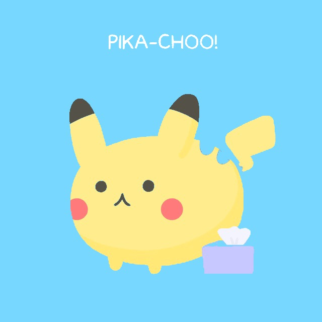 Pika-CHOO! poke stories