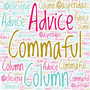 Commaful Advice Column! (Issue 2) advice stories