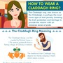 How To Wear A Claddagh Ring claddagh ring meaning stories