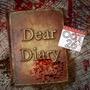 Dear Diary,  Tuesday October 26th, 2021  horror stories