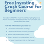 Free Investing Crash Course For Beginners free investing crash course stories