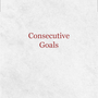 Chapter 17: Self-control (Consecutive Goals) psychological stories