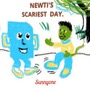Newti's Scariest Day fiction stories