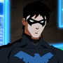 Nightwing's decision young justice stories