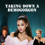 Taking Down A Demogorgon ft. Ariana Grande and Miley Cyrus stranger things stories
