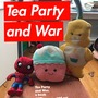 I published a book called Tea Party and War fashion stories