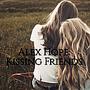 Alex Hope: Kissing Friends Part 1 alex hope stories