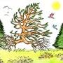 The Running Tree stories