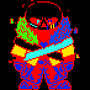 Undertale Multiverse Pixel Art Contest *Law and Order Theme Intensifies* contest stories