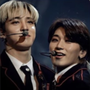 ~YunSan~             (sorry for the blurry picture) ateez stories