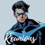 Reunions: Part 1 dick grayson stories