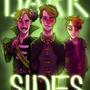 Sanders Sides - Dark Sides                     Headcannons sanders sides stories