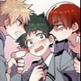 the omega (maybe a One-shot)  tododeku stories