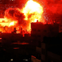 Raids Of Pain-  A View Of  Gaza's Current Situation war stories