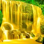 Golden Waterfall malirbly stories