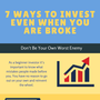 7 Ways To Invest Even If You Are Broke online investment classes stories