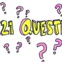 """21 years                             21 questions"" mindset stories"
