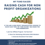 Raising Cash For Non Profit Organizations raising cash stories