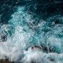 Churning Waves ocean stories