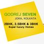 New Launch Property in Kolkata - Godrej Seven Joka  godrej properties in kolkata stories
