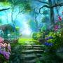 The Garden            by Lester W. garden stories