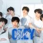 Blue and Grey   Inspiration: BTS bts stories