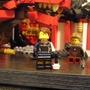 I finished some Lego sets I got for Christmas stuff stories