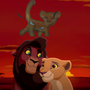 The Lion King 4 Dawn of A New Era Chapter 10 Part 2 lion king stories