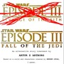 Star Wars I/I/I - Fall of the Jedi (Pt. 1/3) star wars stories