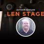 Author Feature: Len Stage authors stories