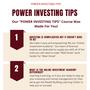 POWER INVESTING TIPS power investing tips stories