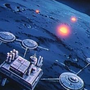 The Moon Bases Pt.1 sciencefiction stories