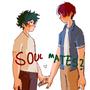 Soulmates? bnha stories