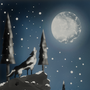 Lone Wolf Under The Moon (short-story_ stories