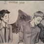 Show Me Your Wings (Destiel) supernatural stories