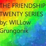 THE FRIENDSHIP TWENTY SERIES-CHAPTER 2: SUDDENLY BLOOMING ROMANCE friendship stories