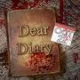 Dear Diary,  Friday October 22nd, 2021  horror stories