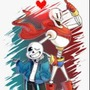 Weekly Sans and Papyrus things (S1, Ep5) sanstehperson stories