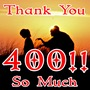 400 Followers - Wow!! 400 stories