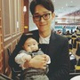 Remember Chen has a baby. chen stories