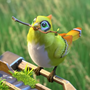 Sing, little bird overwatch stories